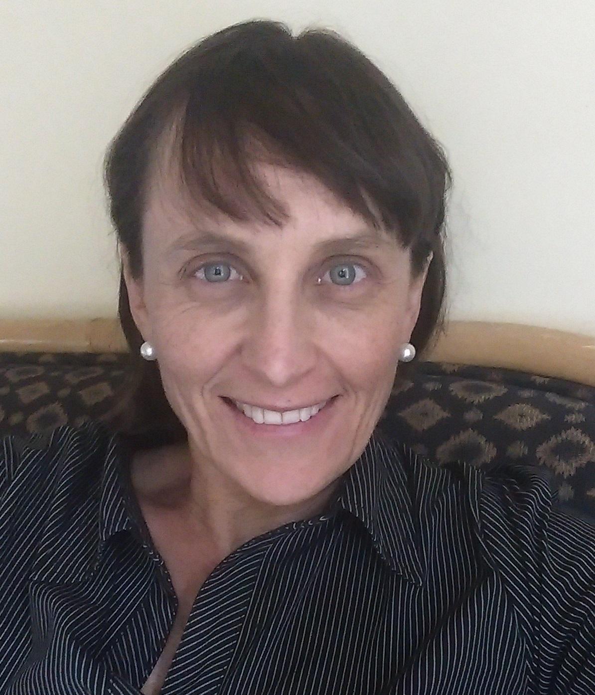 Head and shoulder photo of Dionne Walsh, Rangeland Program Manager, NT DPIR