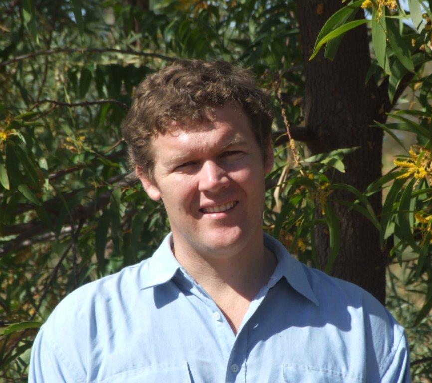 Head and shoulder photo of Matthew Fletcher, Development Officer, DAFWA
