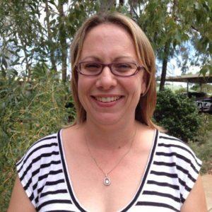 Head and shoulders photo of Nicole Sallur.
