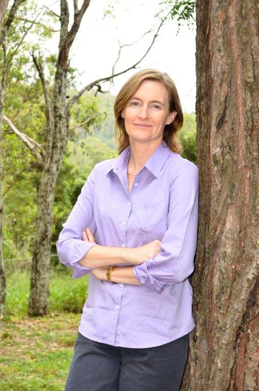Head and shoulders photo of Robyn Cowley, Senior Rangeland Scientist, NT DPIR