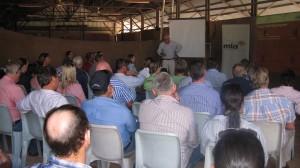 Participants at the Mataranka BeefUp forum
