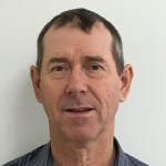 Head and shoulder photo of Damien O'Sullivan, Senior Extension Officer, Department of Agriculture and Fisheries, Kingaroy