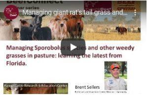 Brent Sellers Sporobolus webinar recording thumbnail