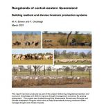 Central west rangelands cover page