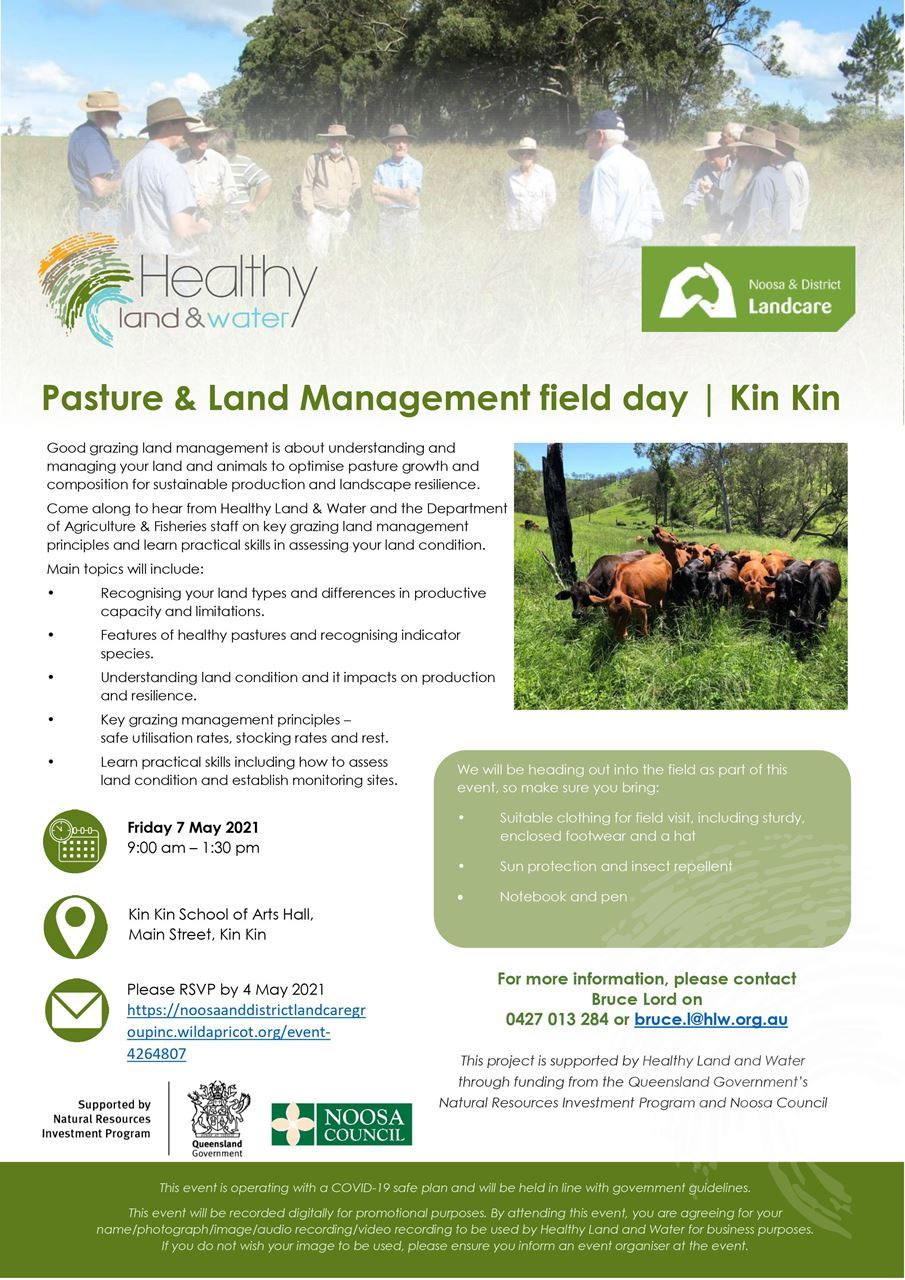 Pasture and Land Management Field Day