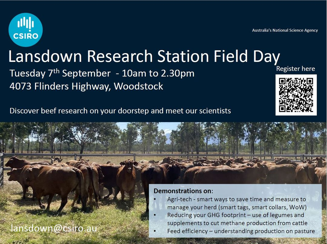 Lansdown research station field day