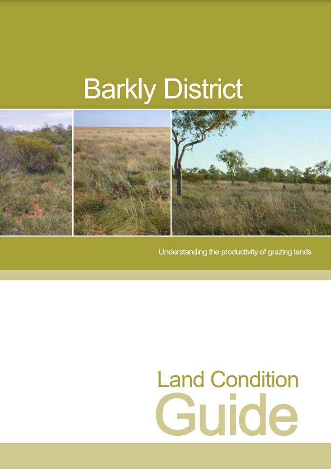Barkly land condition guide